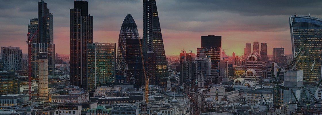 Voiceover Gallery London Sunset