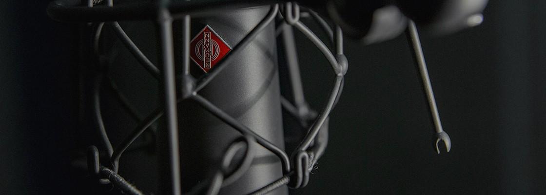 Voiceover Gallery - Studio Equipment