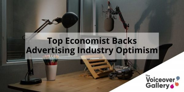 Top Economist Backs Advertising Industry Optimism